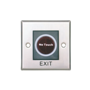No Touch Exit Button B